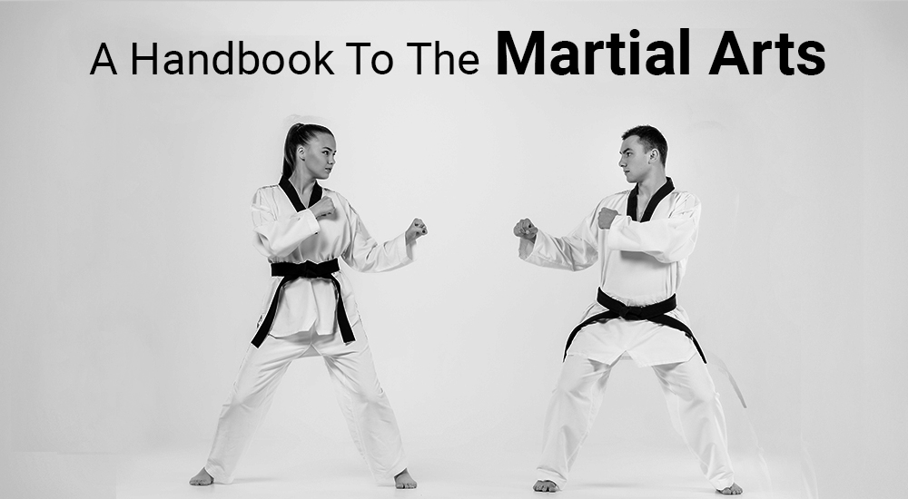 1 A Handbook To The Martial Arts